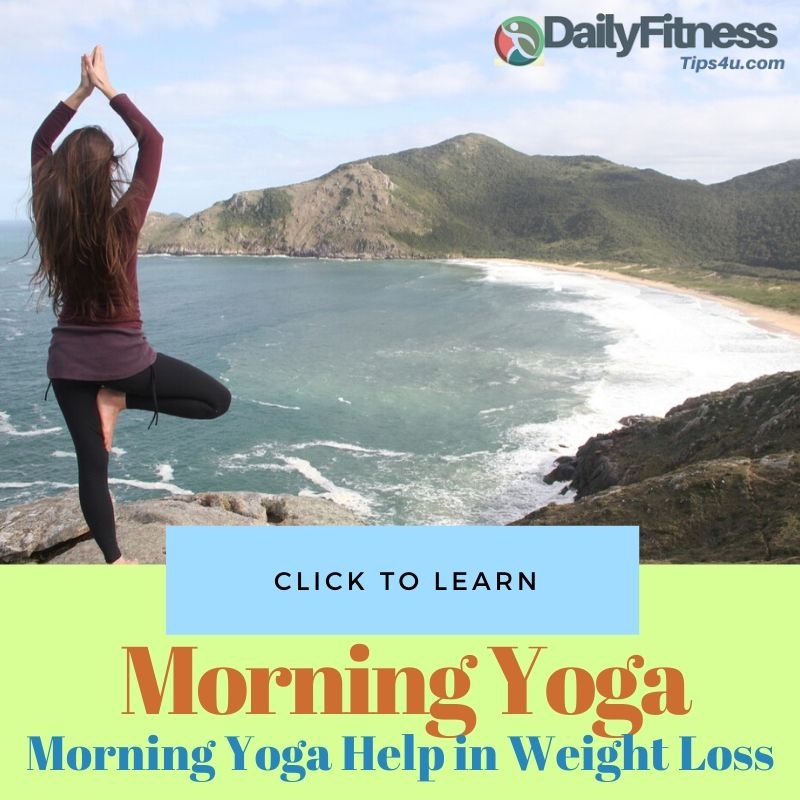 Morning Yoga weight loss