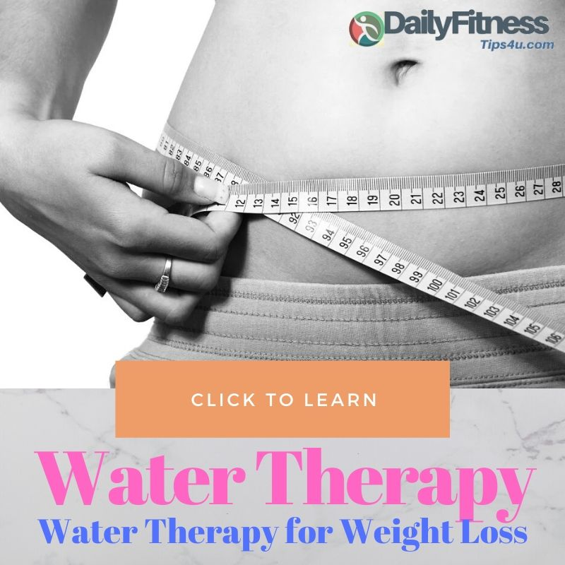 Water Therapy for Weight Loss