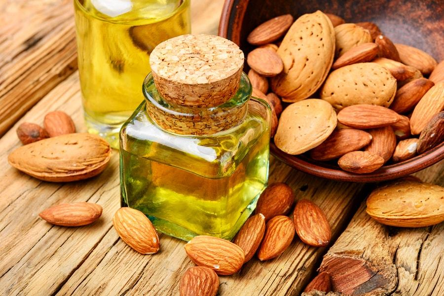 Castor Oil with Almond Oil