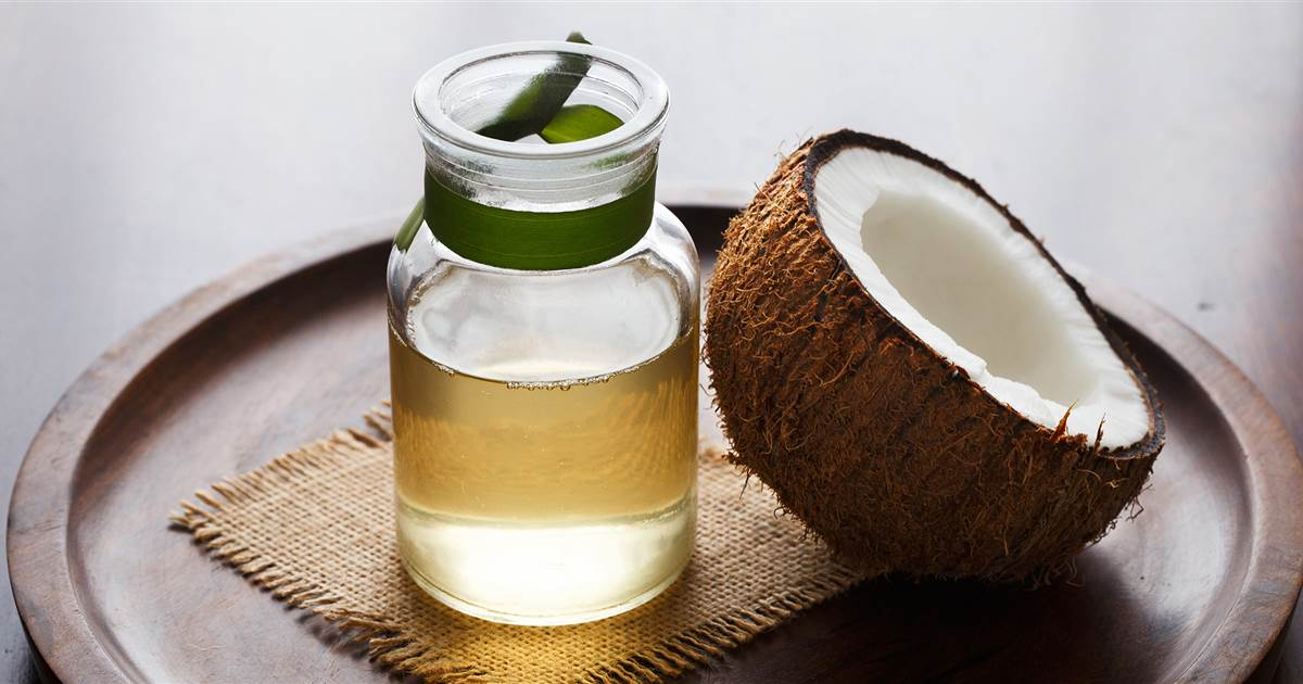 Castor Oil with Coconut Oil