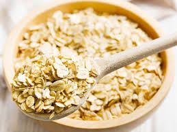 Castor Oil with Oatmeal Pack